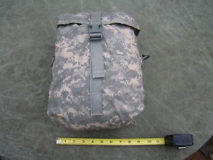 MOLLE II Sustainment Pouch US Army ACU Universal Digital Camo used $7.95