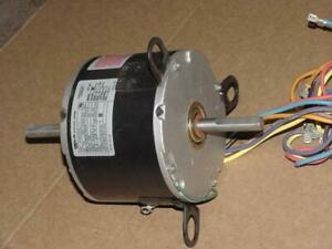 Ao Smith F48se6l17 s88 461 1 6hp Electric Motor 87760 Double Shaft