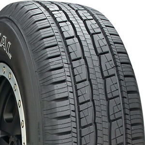 4 New Lt265 75 16 General Grabber Hts60 Lt265 75r R16 Tires 26482