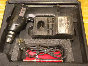Snap On 7 2 V Cordless Driver Battery Charger Case Manual