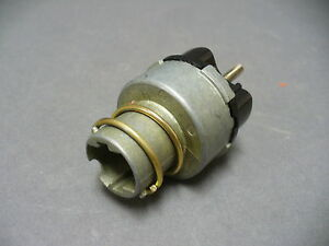 Ford Mercury Ignition Switch Mustang Galaxie Falcon Comet Fairlane Econoline