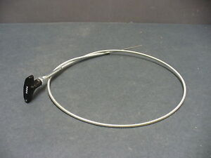 57 58 59 Ford Hood Release Cable Fairlane Galaxie Ranchero
