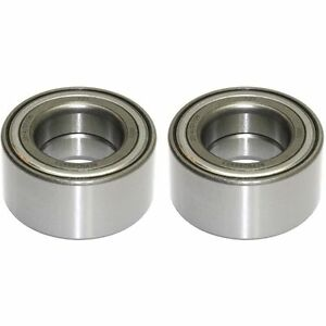 Front Right Left Side New Wheel Bearings Set Of 2 Lh Rh For Nissan Sentra Pair
