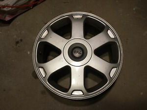 Audi S4 2002 Original Equipment Rims Priced And Sold As A Set Of Four