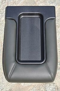 Middle Center Console Storage Top Lid Cover High Quality Silverado Sierra