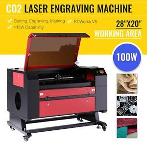 40w Co2 Laser Engraving Machine 12 x 8 Engraver Cutter W Usb Port