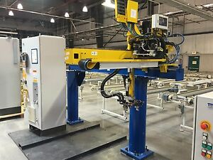 Reis Robotics Rl16 Series 3 axis Gantry Robot Cartesian Injection Molding