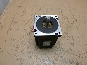 Berger Lahr Rds 12 83 S0 As3 100 Stepper Stepping Motor 8 7nm 100vac 6a 2 j 4