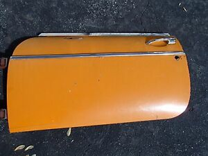 1971 Mgb Gt Left Door Used In Very Good Condition