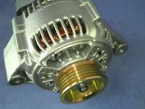 1990 Toyota Supra 6cylinder 3 0liter Engine 90amp Alternator