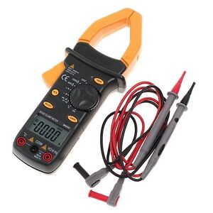 Mastech Ms2101 Ac dc Digtal Clamp Meter Temp Frequency