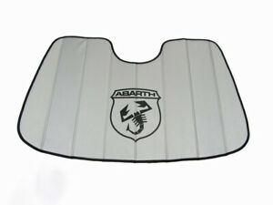 13 18 Fiat 500 Abarth Windshield Sun Shade Visor Blocker New Fiat Mopar Genuine