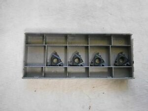 Iscar Carbide Internal Threading Inserts 16il3tr Ic908 Qty 4 5902282