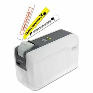 Brother P touch Pt 1230pc Connectable Label Printer brtpt1230pc