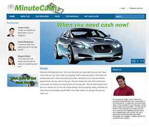 Minutecash com Website Domain Name And Website