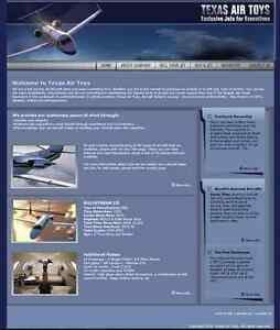 Texasjets com Website Domain Name And Website