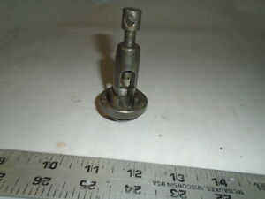 Machinist Lathe Mill Swiss Schaublin Tool Post