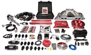 Fast Xfi 3011454 10 Multi port Efi Fuel Injection System For Chevrolet Bbc
