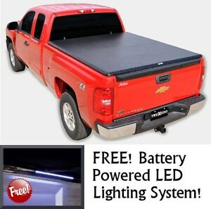 2007 2013 Chevy Silverado 1500 8 Bed Soft Truxport Tonneau Cover Truxedo 271601