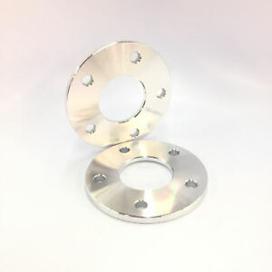 2x Hub Centric Wheel Spacers Adapters 5x115 14x1 5 10mm For Dodge Chrysler