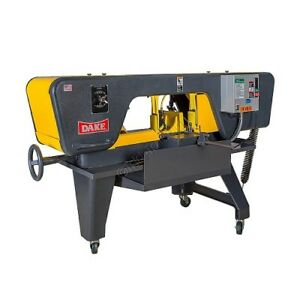 Brand New Dake Johnson Horizontal Band Saw jh10w1