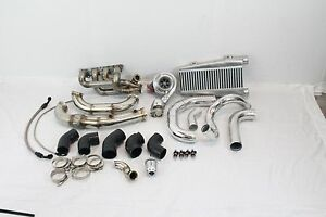 Upp 02 06 Acura Rsx K Series Side Mount Turbo Kit
