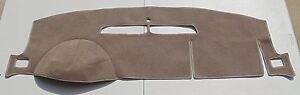 2007 2013 Chevrolet Tahoe Suburban Dash Cover Mat Dashboard Cover Taupe