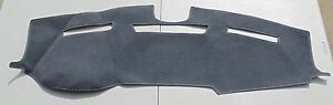 2009 2018 Dodge Ram 1500 3500 2500 Truck Dash Cover Mat Charcoal Gray Grey