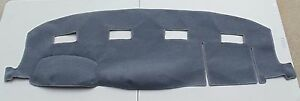 2006 2008 Dodge Ram 1500 2500 Truck Dash Cover Mat Dashboard Cover Charcoal