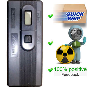 New Dosimeter Master 1 Radiometer Geiger Counter Radiation Detector An Pripyat
