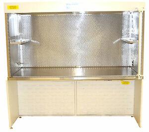 Edgegard Baker Eg6320 Laminar Flow Clean Bench