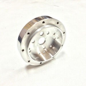 3 4 Billet Conversion Plate For 9 Hole Steering Wheels To 3 5 6 Hole Adapter