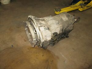 2010 Freightliner M2 106 6 7l Auto Transmission