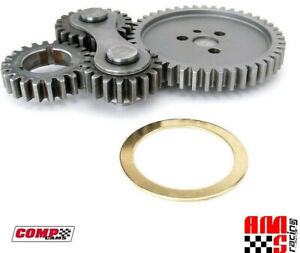 Comp Cams 4100 Sbc Small Block Chevy 350 Billet Steel Gear Drive System