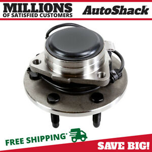 Front Wheel Hub And Bearing Assembly For Cadillac Chevrolet Gmc 2wd