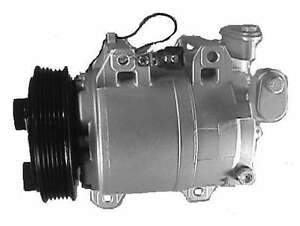 A c Compressor For Nissan Altima 2002 2003 2004 2005 2006 2 5l Remanufactured