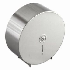 Bobrick Jumbo Roll Toilet Paper Dispenser Stainless Steel bob2890