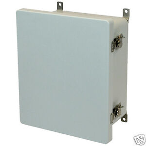 New Allied Moulded Products Nonmetallic Wall Mount Enclosure Assembly Am1648t