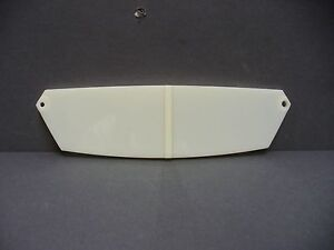 65 66 Ford Galaxie Mercury Console Lamp Lens 500xl S55