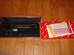 Starrett Depth Gage Set 440z 6r