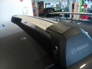 Mazda 3 2014 2017 Skyactiv Sedan New Oem Roof Rack Kit 00008ll20