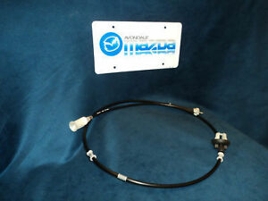 Genuine Mazda Oem Manual Transmission Speedometer Cable 1990 1997 Mazda Miata