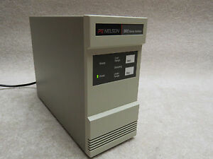 Pe Nelson 900 Series Chromatography Interface Hplc Controller Gpib Model 970a