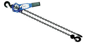 3 4t 10ft Lever Block Hoist Chain Ratchet Come Along
