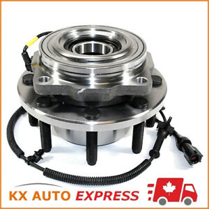 Front Wheel Bearing Hub Assembly For Ford F250 Super Duty 2005 2006 2007 4wd Srw