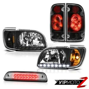 01 04 Toyota Tacoma Sr5 3rd Brake Lamp Taillights Headlights Corner Led Assembly