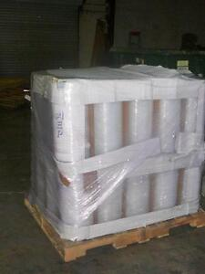 18 X 1 600 2 Mil Poly Tubing Roll Clear Plastic Bags