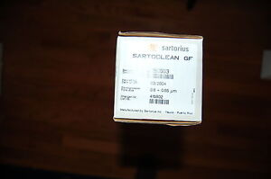New Sartorius Sartoclean Gf Filter Filtration Lab Unit 5602505g3 0 8 Um