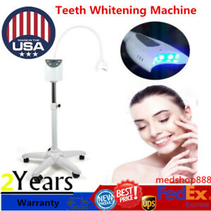 Dental Oral Teeth Accelerator Mobile Bleaching Whitening Machine Led Blue Light