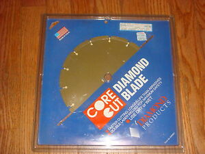 Core Cut 8 Diamond Blade 2300067